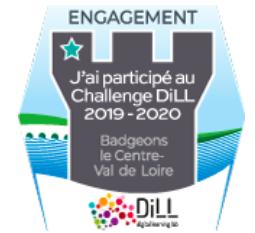 L'open badge numérique DiLL comme clef de reconnaissance du parcours DiLL